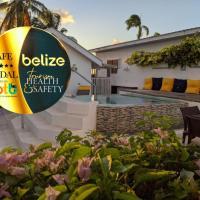 Villa Boscardi, hotel in Belize City