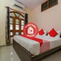 OYO 60441 Tripathi Palace, hotel di Lucknow