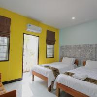 Talavera Hostel, hotel near Phitsanulok Airport - PHS, Phitsanulok