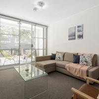 A Modern & Cozy Studio Next to Darling Harbour