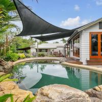 Lazenby Lodge, hotel near Cairns Airport - CNS, Edge Hill