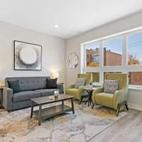 3-Bedroom Eclectic Style Apartment in West DePaul, hotel in Lincoln Park, Chicago