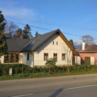 Hámornícky Dom, hotel in Polomka