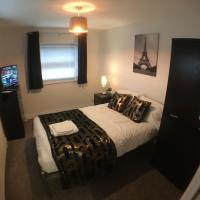 5 bedrooms, 2 Reception Rooms, 2 Shower Rooms, Sleeps up to 7, Parking, Free WiFi & Netflix, Large Garden