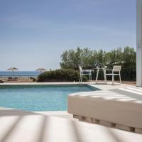 Beachfront Crete Villa Villa Lithos 2 Bedroom Private Pool Grammeno