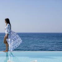 Hermes Grand Luxury Beachfront Villa & Spa!