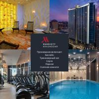 Krasnodar Marriott Hotel , отель в Краснодаре