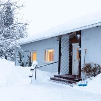 Talo-Villa- 3 mh+s - Kittilä - Levi upea keittiö, hotel near Kittila Airport - KTT, Kittilä