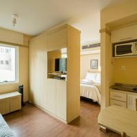 RI106 Av Paulista o melhor flat em formato studio