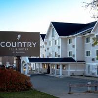 Country Inn & Suites by Radisson, Winnipeg, MB, hotel in Winnipeg