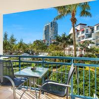 Calypso Plaza Resort Unit 215 Beachfront Studio Apartment, hotel in Coolangatta, Gold Coast