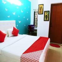 THE GREENSTAR INN, hotel near Biju Patnaik International Airport - BBI, Bhubaneshwar