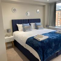 Marie's Serviced Apartment 1 Bed CityStay, parking