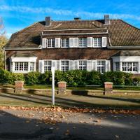 Villa Haus Bergmann, hotel in Bergheim, Duisburg