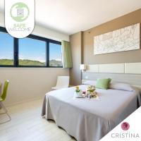 Hotel Cristina, hotell i Neapel