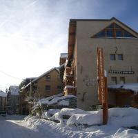 La Ptite Auberge, hotel in Aiguilles