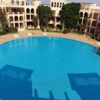 Gorgeous 2 Bedroom Pool View- Tala Bay Resort, Aqaba