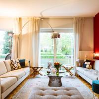 Brussels Bright Design Residence