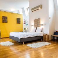 Bourse Bright Duplex Residence