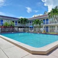 Motel 6 Dania Beach, hotel in Dania Beach