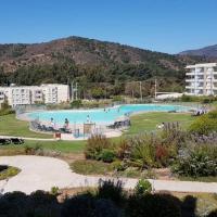 Departamento Lomas de Papudo IV, hotel in Quillota