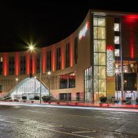 Sleeperz Hotel Dundee, hotel in Dundee