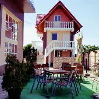 Pensiunea Nickos, hotel din Cârcea