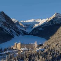 Fairmont Château Lake Louise, hotel em Lake Louise