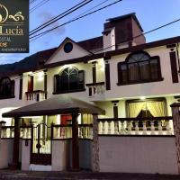 Hotel Casa Santa Lucía, hotel em Baños