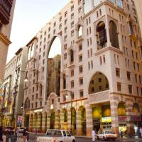 Al Andalus Palace 1 Hotel Haram فندق قصر الاندلس 1 الحرم, hotel em Medina