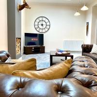 Luxurious 2 Bedroom Apartment in Elgin - Free Parking, Free WiFi - Lesmurdie House