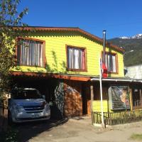 Hostal Scarlett, hotel in Puerto Puyuhuapi