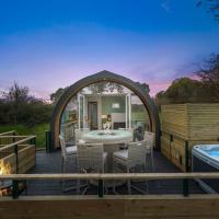 Park Hall Glamping Pods