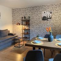 Moderne Wohnung bei Duisburg Hbf., hotel in Neudorf-Süd, Duisburg