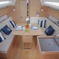 Luxury Sailing Boat