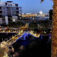 Waterfront Marina: Ultimate location