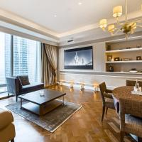 """Sky View"" residence and SPA - Federation tower west 49th floor, luxury apartment"