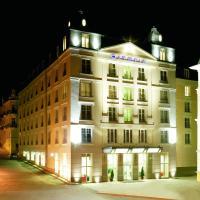 Spa & Wellness Hotel Olympia Marienbad, отель в городе Марианске-Лазне