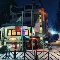 Hotel Alpin, hotel Borovecben