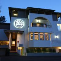 Hotel 202, hotel in Hossegor