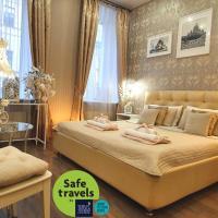 Silver Sphere Inn, hotel in Saint Petersburg