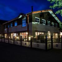 Hotel Kommandørgården, hotel i Rømø Kirkeby