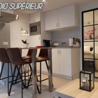 Terrasses de Malmedy F&L triplex 214 et studio 320 et 317 et Studio supérieur 340