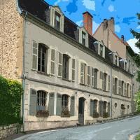 Maison Numero Neuf, hôtel à La Souterraine