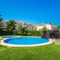 Inviting Holiday Home in Denia near Seabeach