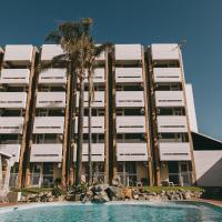 Indian Ocean Hotel, hotel v Perthe