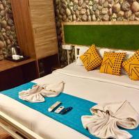 Baga Beach Lagoon, hotel in Baga