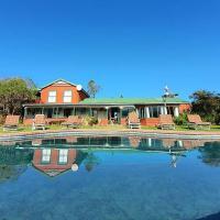 Outeniqua Moon Percheron Stud Farm、Ruiterbosのホテル