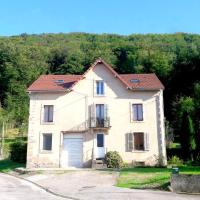 House with 2 bedrooms in Le Vald'Ajol with furnished garden and WiFi 40 km from the slopes