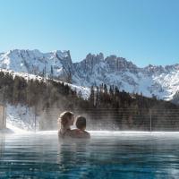 Moseralm Dolomiti Spa Resort, hotel a Nova Levante